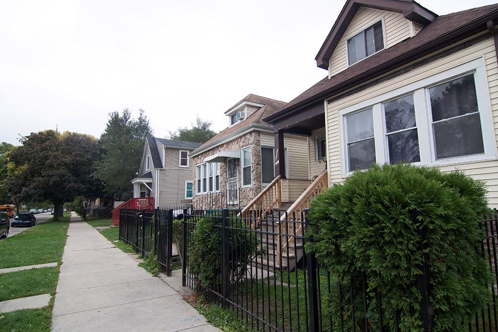 Back of the Yards Neighborhood Photo