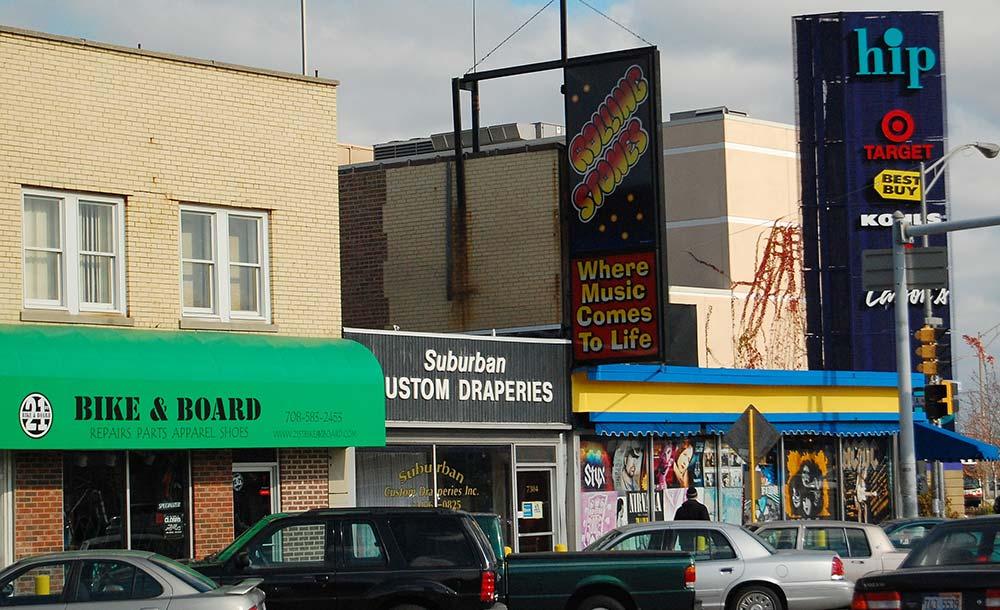 Belmont Heights Neighborhood Photo