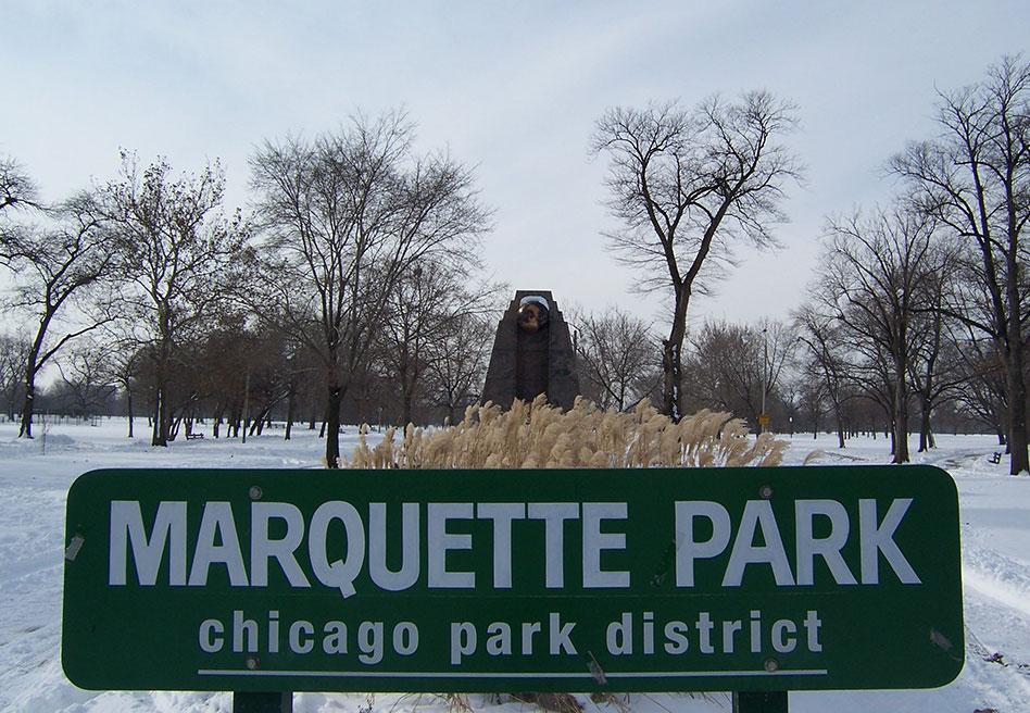 Chicago Lawn Neighborhood Photo