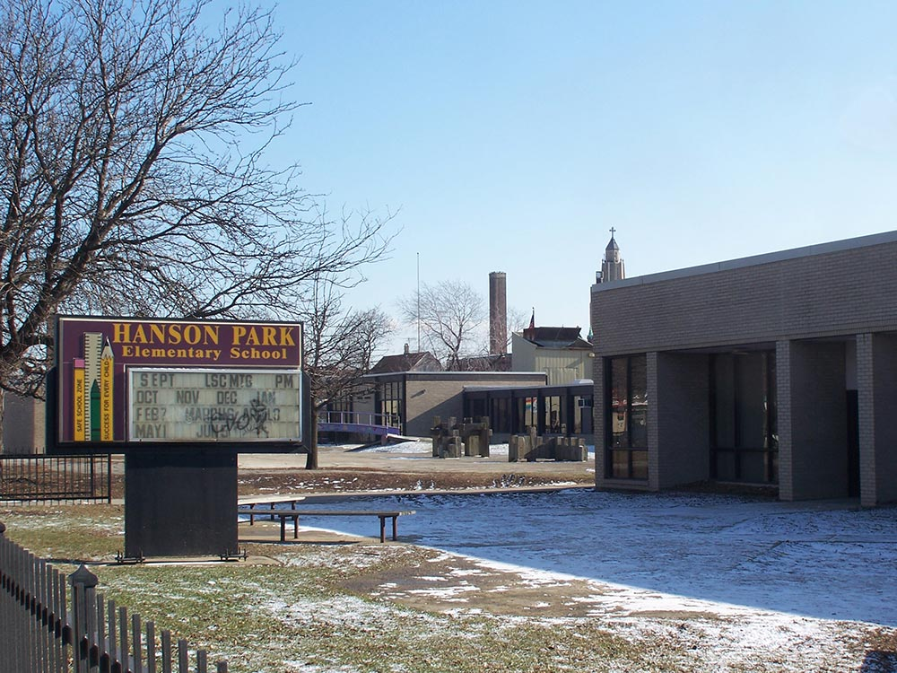 Hanson Park Neighborhood Photo