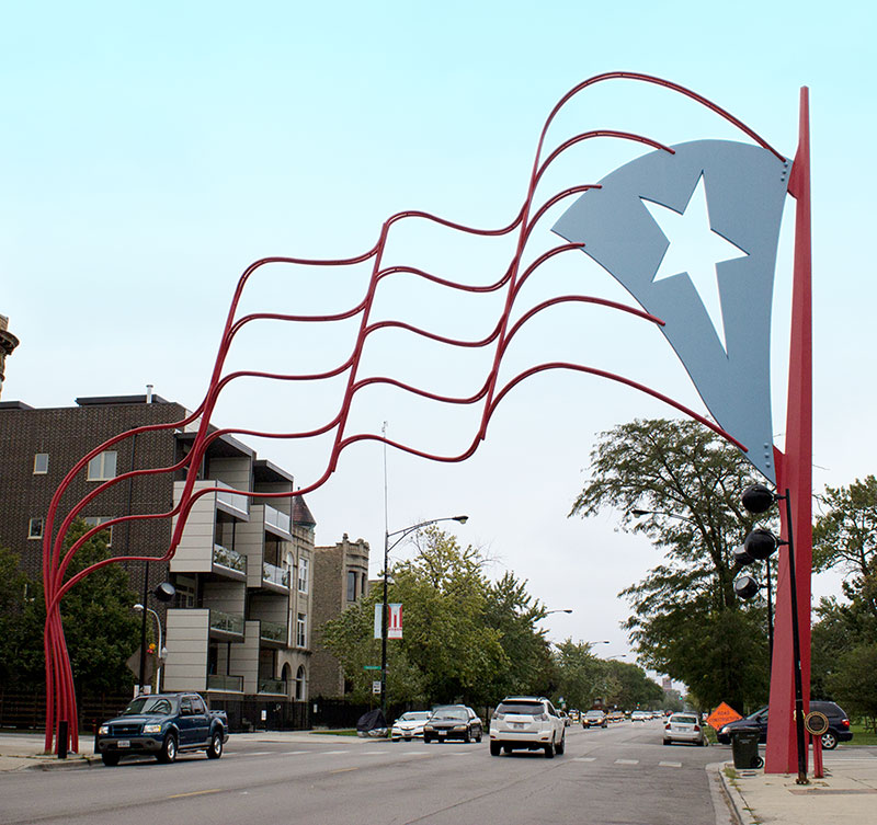 Humboldt Park Neighborhood Photo