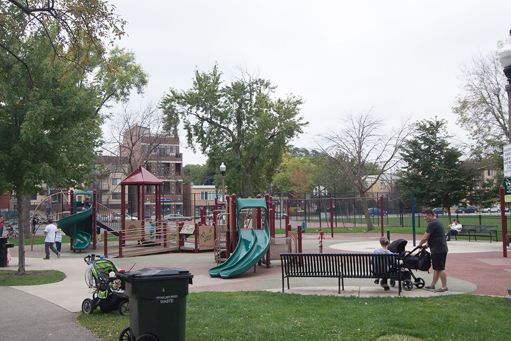 Jefferson Park Neighborhood Photo
