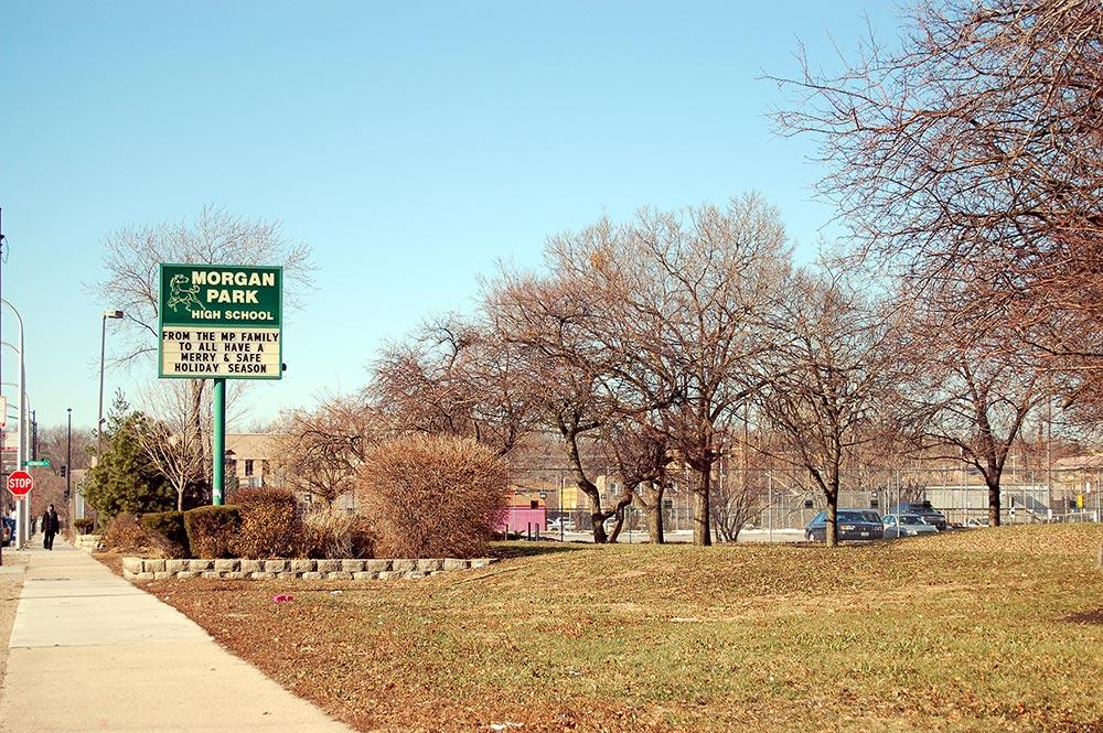 Morgan Park Neighborhood Photo