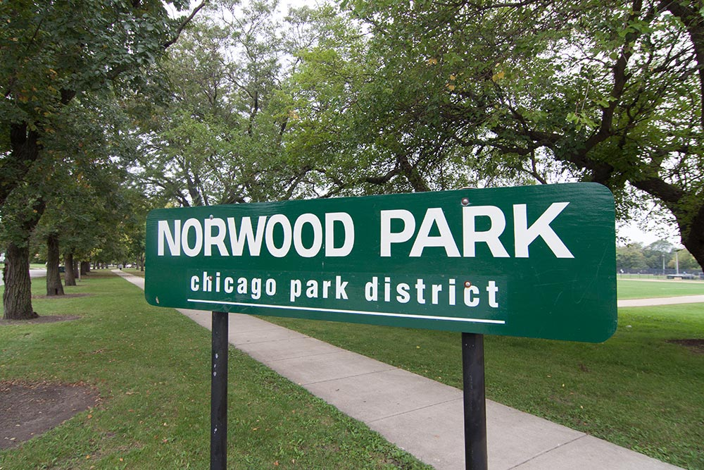 Old Norwood Park Neighborhood Photo