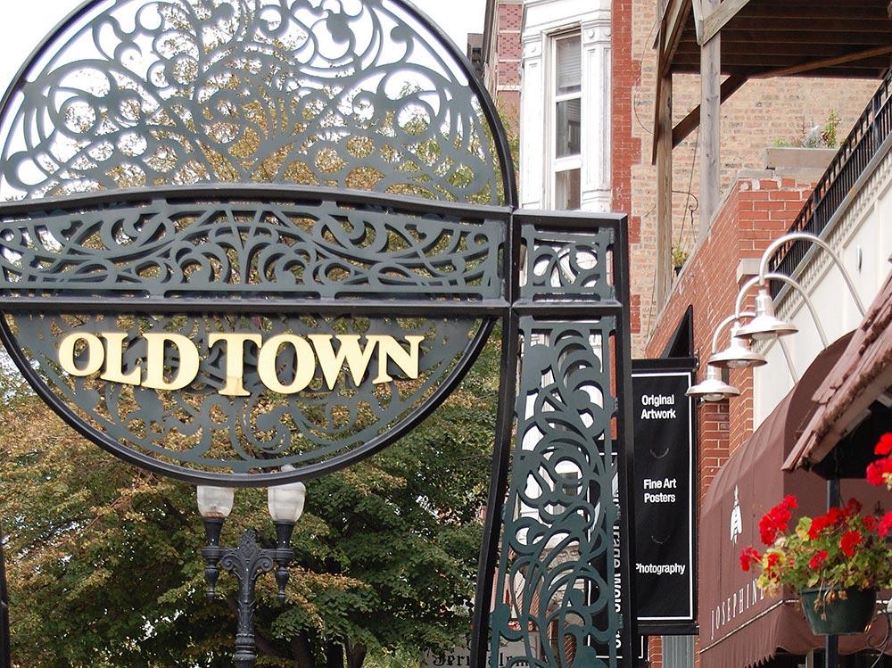 Old Town Neighborhood Photo