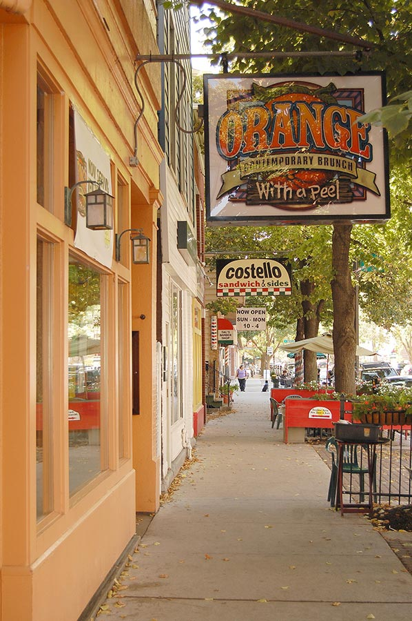Roscoe Village Neighborhood Photo