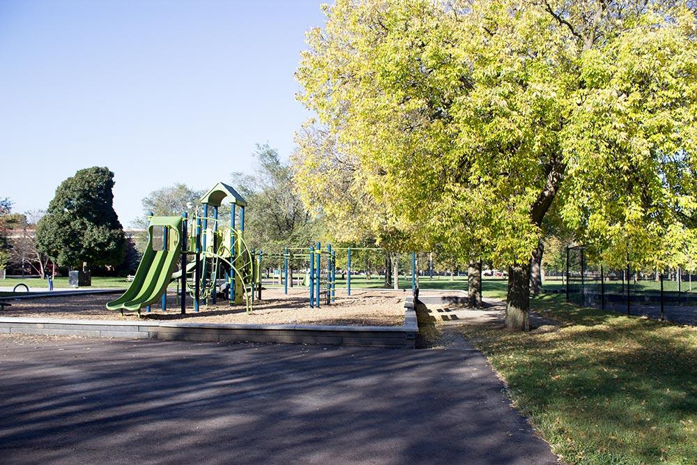 Vittum Park Neighborhood Photo