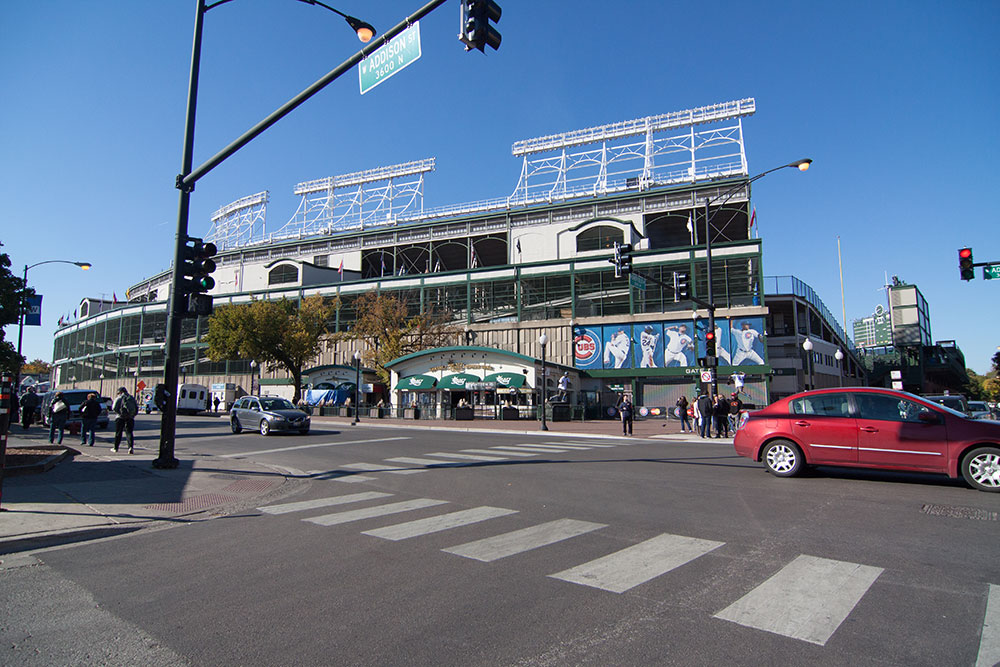 Wrigleyville Neighborhood Photo